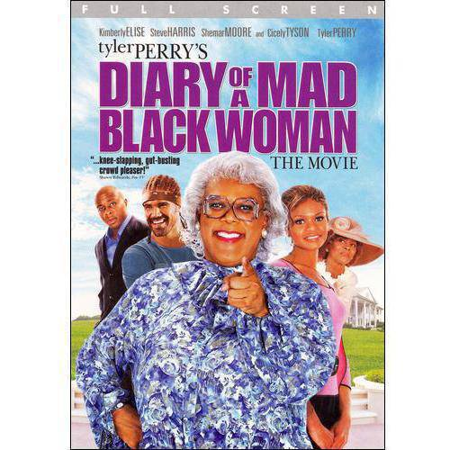 Diary Of A Mad Black Woman (With INSTAWATCH) (Full Frame)