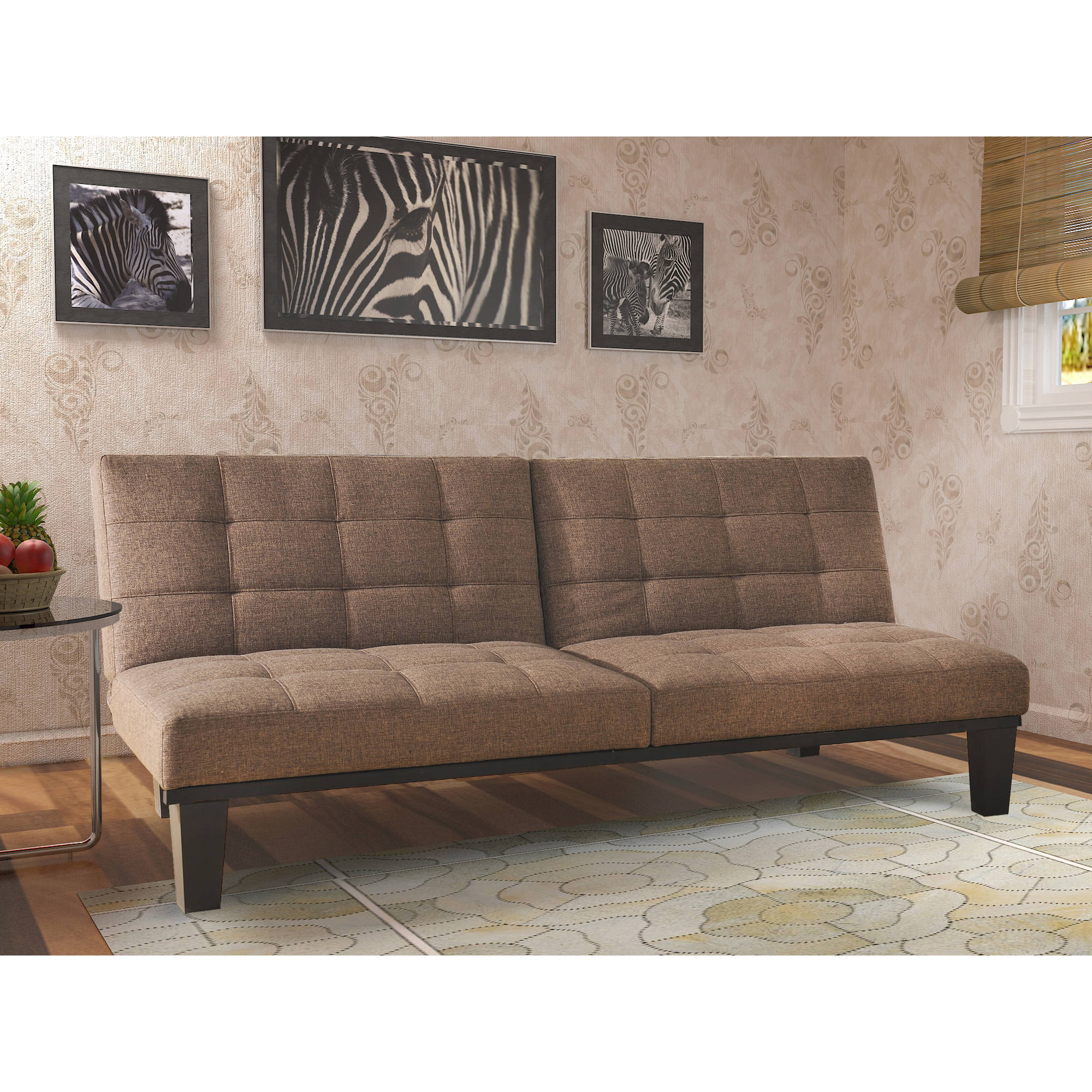 memory foam futon bed