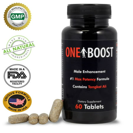 Premium Testosterone Booster For Men & Women  - Tongkat Ali , Natural Supplement - Support Low T, Lean Muscle Mass, Overall Well-Being - One (Best Way To Gain Muscle Mass Without Supplements)