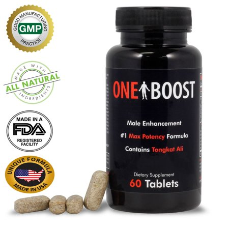 Premium Testosterone Booster For Men & Women  - Tongkat Ali , Natural Supplement - Support Low T, Lean Muscle Mass, Overall Well-Being - One