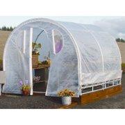 WeatherGuard Greenhouse (6.5' H x 8' W x 8' L)