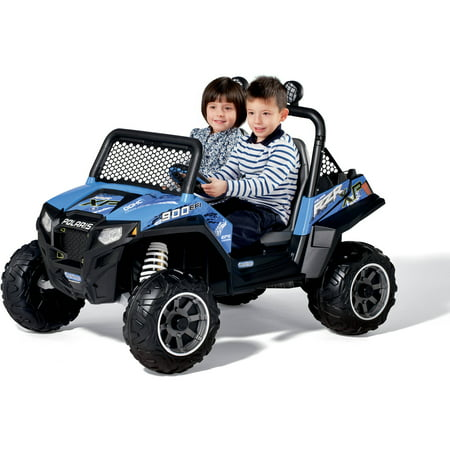 Polaris RZR 900 Blue - Polaris Xlt Snowmobile