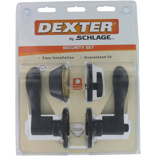 Dexter Seville Security Combo Pack