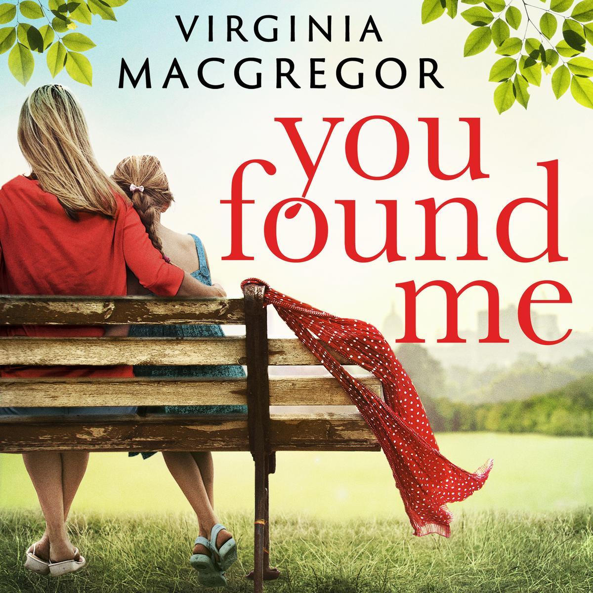 You Found Me - Audiobook