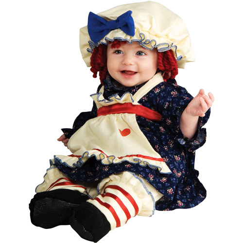Ragamuffin Dolly Toddler Halloween Costume