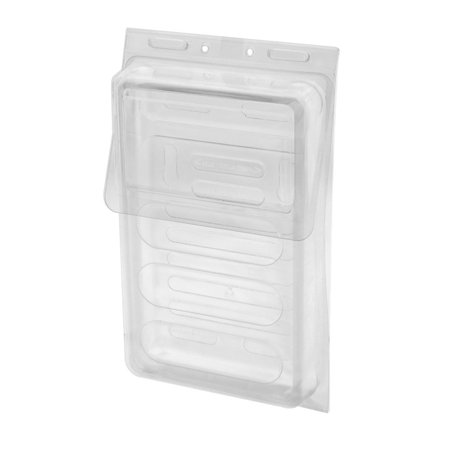 5 5 x 9 infopak jr weather resistant brochure holder holds
