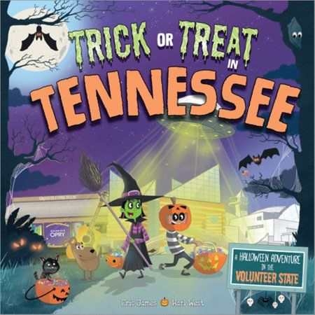 Key West Halloween Celebration (Trick or Treat in Tennessee : A Halloween Adventure in the Volunteer)