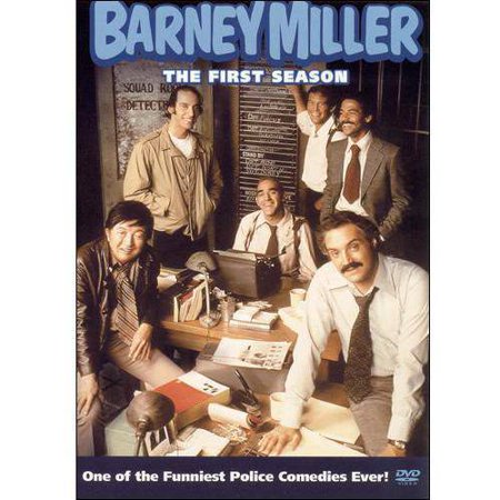 Barney Miller  The First Season  Full Frame