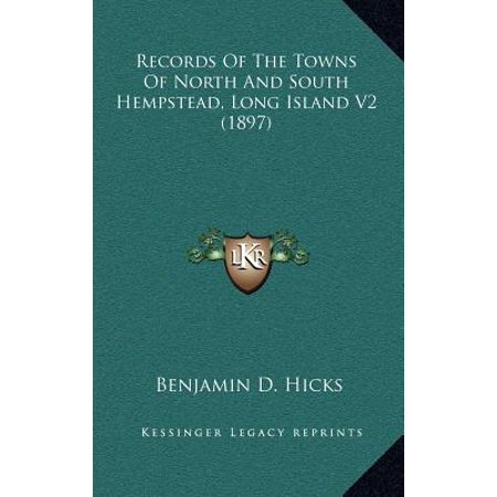 Records of the Towns of North and South Hempstead, Long Island V2