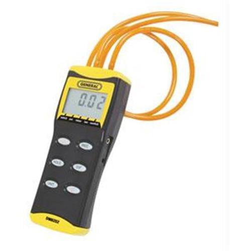 General Tools DM8252 High Resolution Digital Manometer