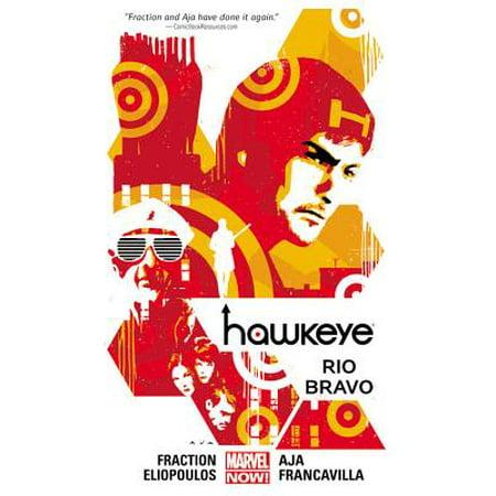 Hawkeye Volume 4 : Rio Bravo (Marvel Now)