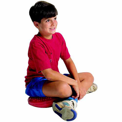 Abilitations Disc O Sit Inflatable Junior Seating and Balance Cushion, 12""