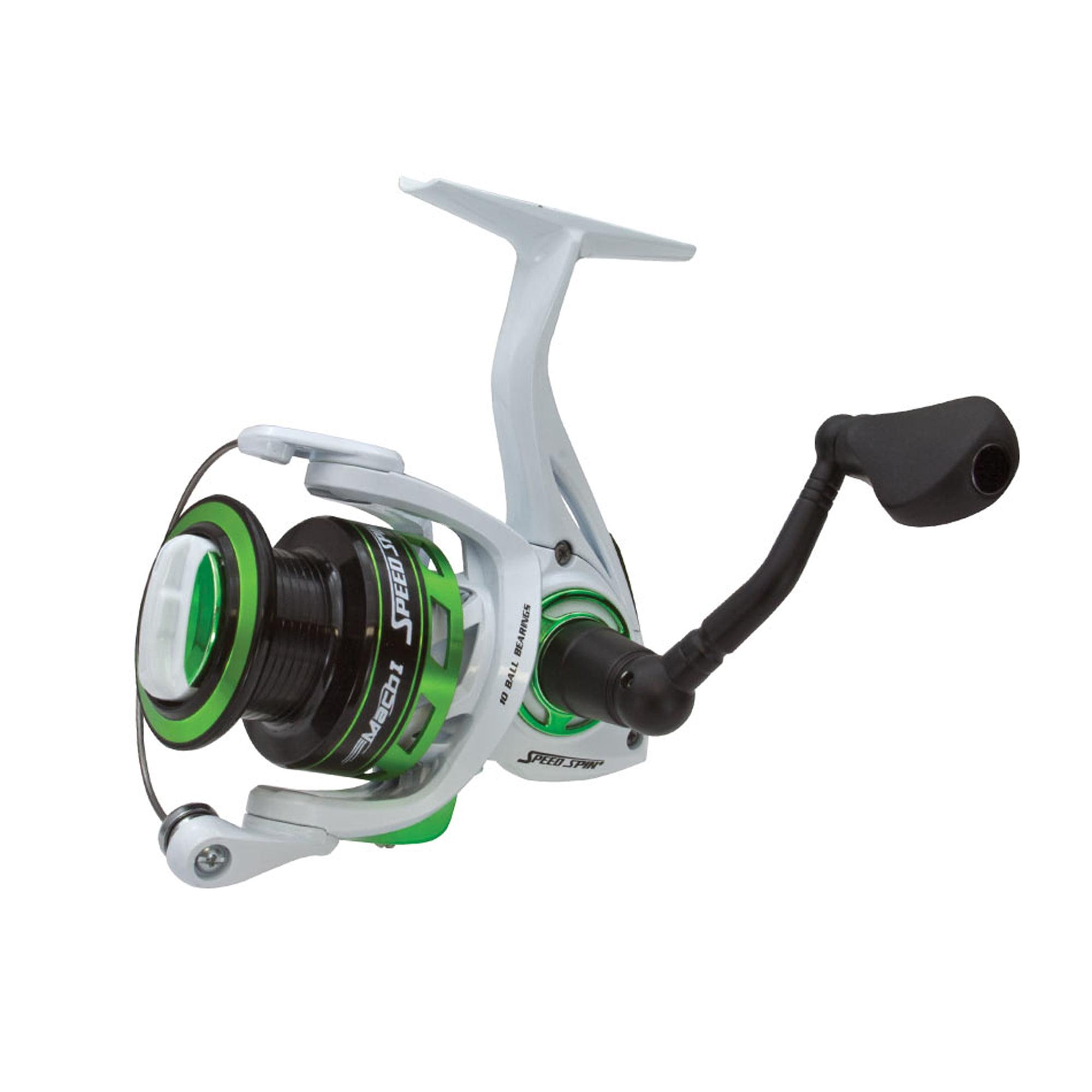 """Lews Fishing Mach 1 Speed Spin Series Reel 31"""" IPT, 6.2:1 Gear Ratio, 9+1 Bearings by Lews Fishing"""