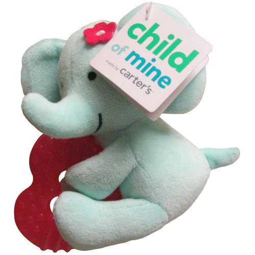 Carter's Girl Elephant Water-Filled Teether