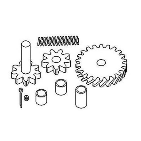 Oil Pump Kit Made For Massey Ferguson TE20 TO20 TO30 TO35 35 135 50