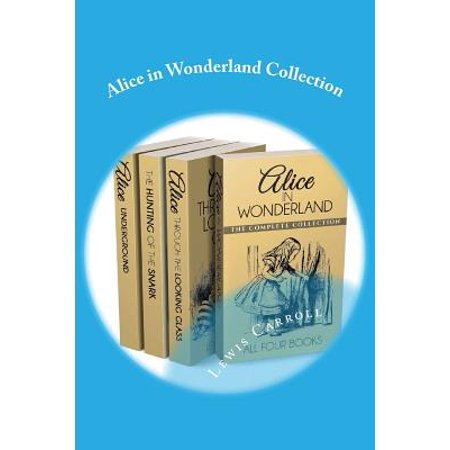Alice in Wonderland Collection : All Four - Queen From Alice In Wonderland