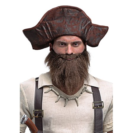 Swashbuckling Pirate Beard for Adults - Pirate Beard