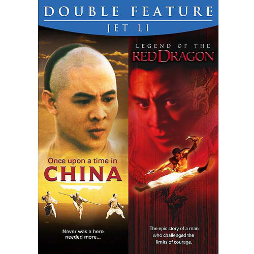 Jet Li Double Feature: Once Upon A Time In China / Legend Of The Red Dragon (Widescreen)