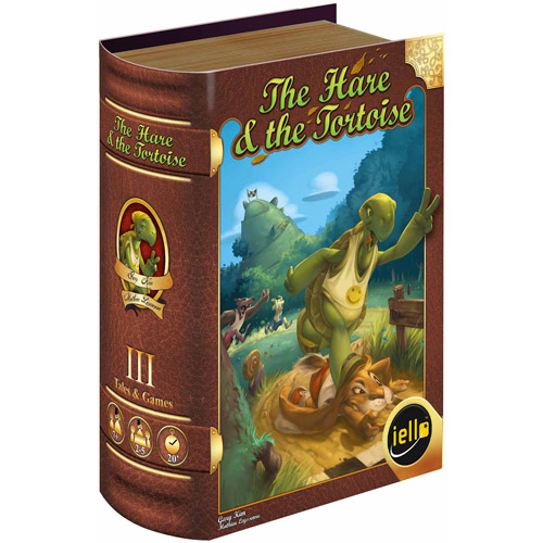 IELLO Tales & Games: The Hare and the Tortoise