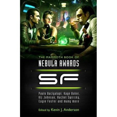 Mammoth Book of Nebula Awards SF