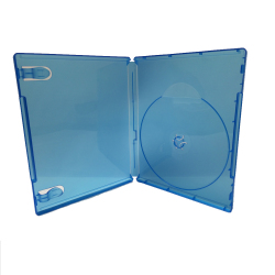 14mm PlayStation 4 Blue Blu-ray Case (50 pack)