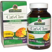 Nature s Answer  Cat s Claw  1350 mg  90 Vegetarian Capsules
