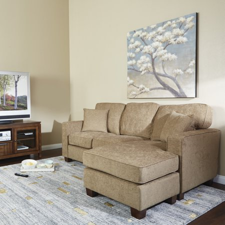 Ave Six Russell Sectional, Multiple - Ivory Sectional