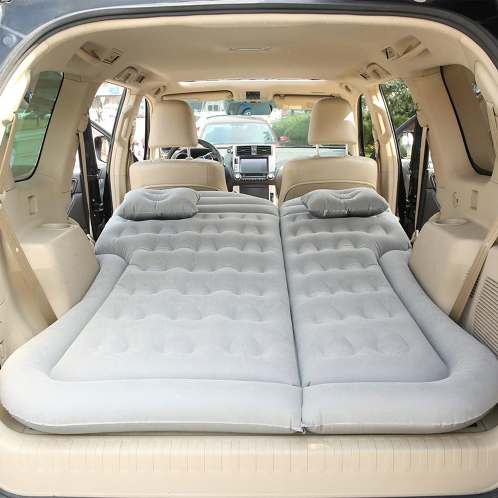 Car Inflatable Bed Air Mattress Universal SUV Car Travel ...