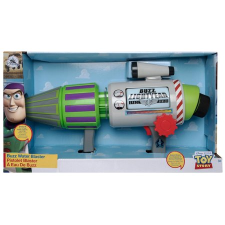 Toy Story Buzz Lightyear Water Blaster
