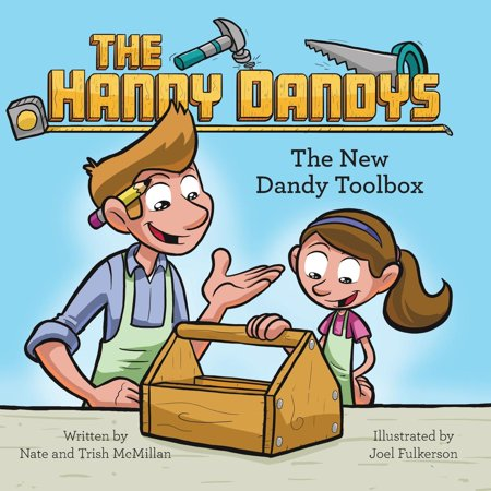 The Handy Dandys : The New Dandy Toolbox (Blues Clues Handy Dandy Notebook)