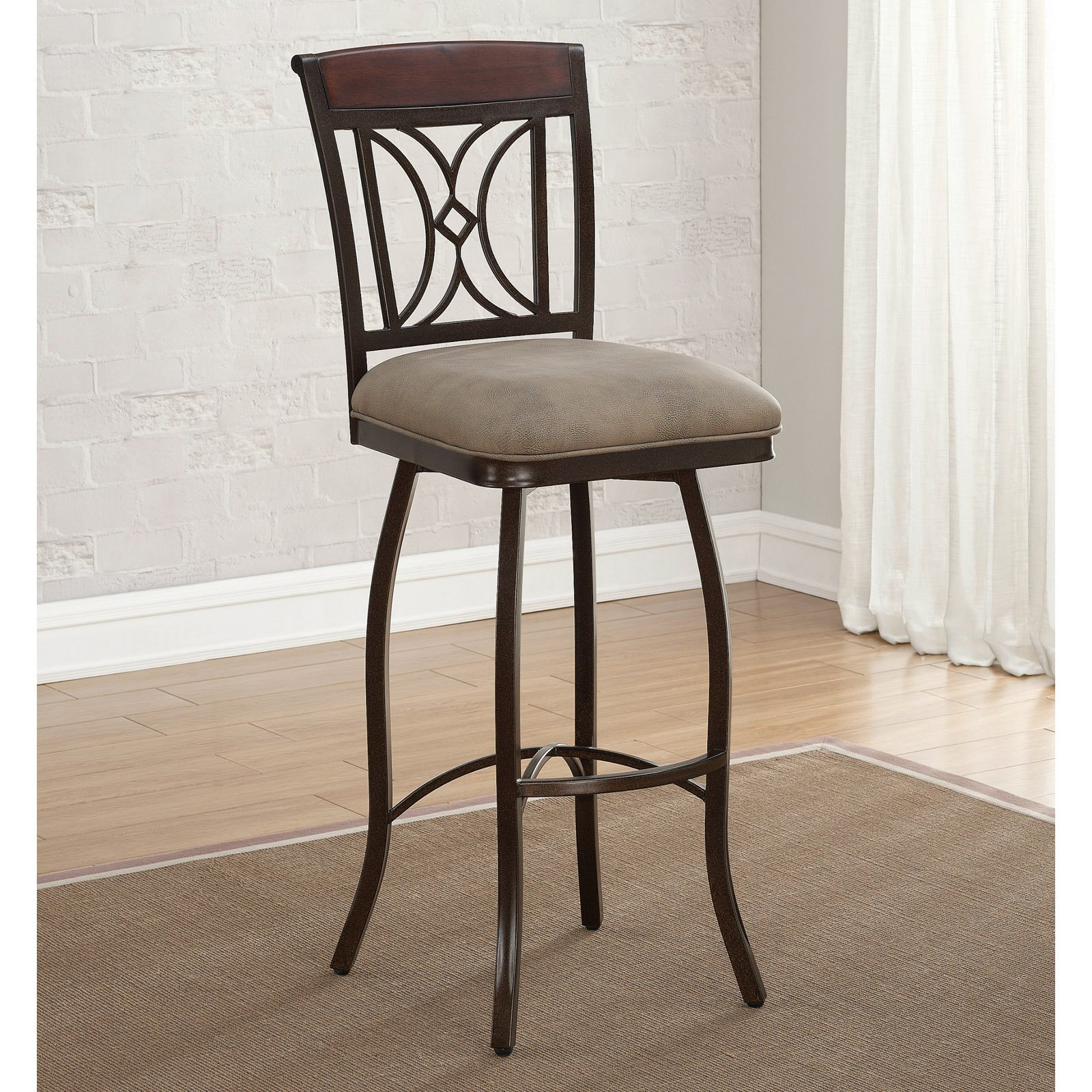 American Heritage Eden Counter Height Stool by American Heritage Billiards