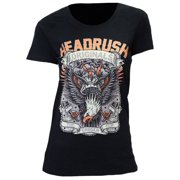 Women's Screaming Eagle T-Shirt - Black