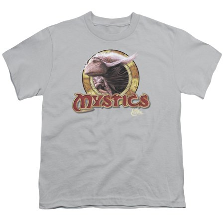 Dark Crystal - Mystics Circle - Youth Short Sleeve Shirt - Large