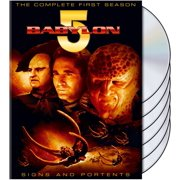 Babylon 5: The Complete First Season: Signs & Portents by WARNER HOME ENTERTAINMENT