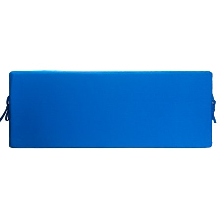 Just Right Indoor Bench Cushion - Blue