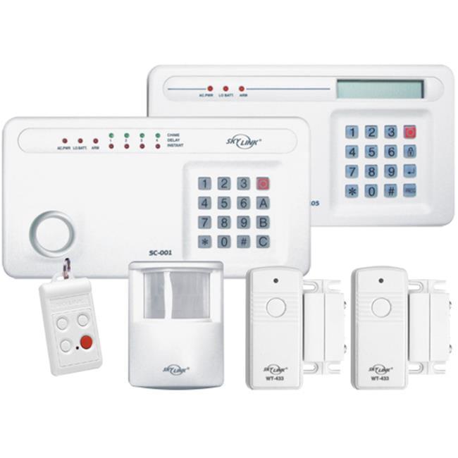 Skylink SKSC100 Skylink Wireless Security Deluxe Security...