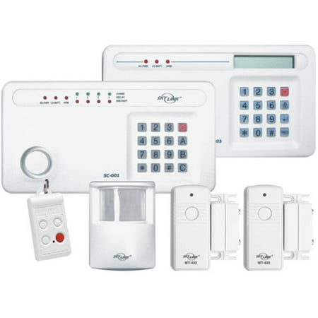 Skylink SKSC100 Skylink Wireless Security Deluxe Security System