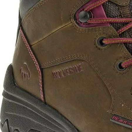 (Women's Merlin 6 WP Composite Toe Boot)