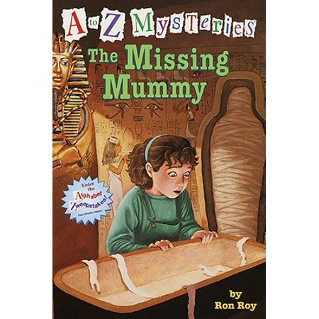 A to Z Mysteries: The Missing Mummy - eBook (A To Z Mysteries The Missing Mummy)