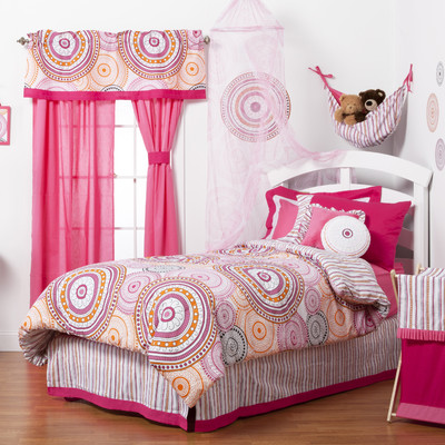 Bundle-60 One Grace PLace Sophia Lolita Bedding Collection (2 Pieces)