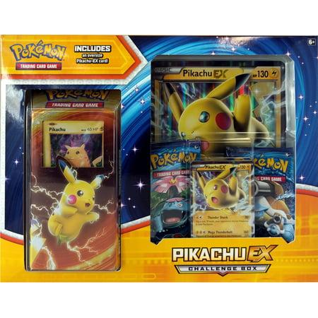 Pokemon X & Y Pikachu-EX Challenge Box (Pokemon X Target)