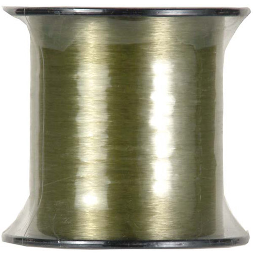 P-Line CXX X-tra Strong Fishing Line, 600yds, 4lbs, Moss Green