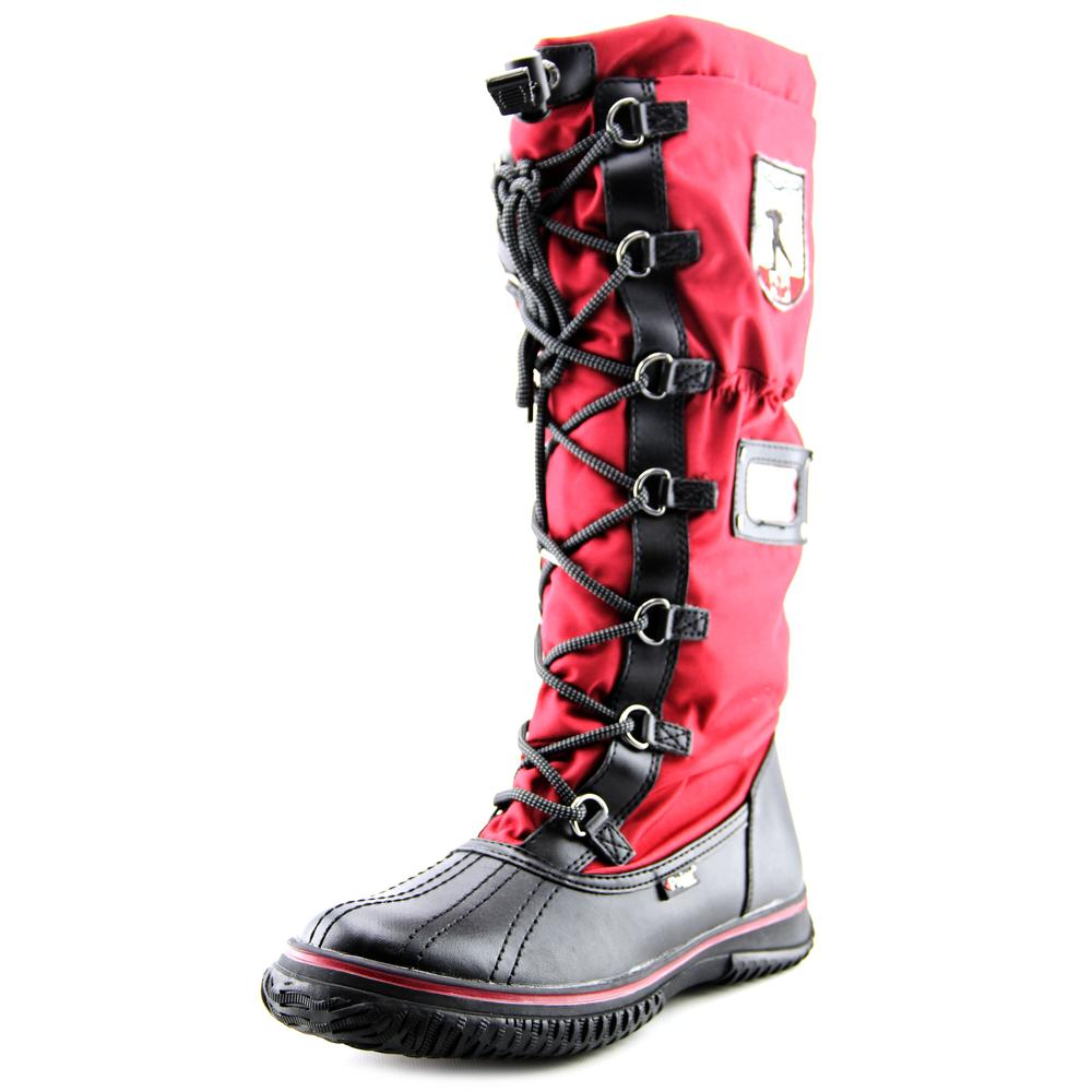 Pajar Grip Women  Round Toe Canvas  Snow Boot