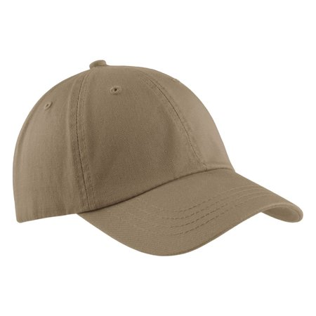 Port & Company Washed Twill Texture Unstructured Cap