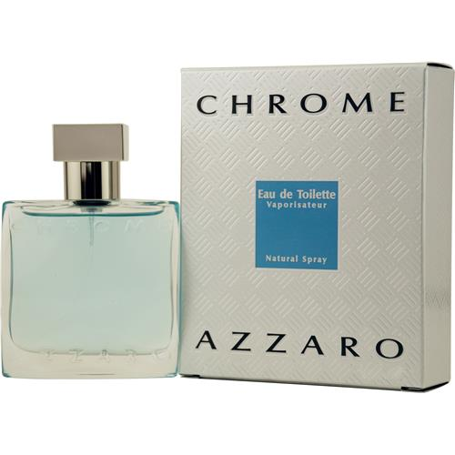 Chrome Edt Spray 1.7 Oz For Men By Azzaro