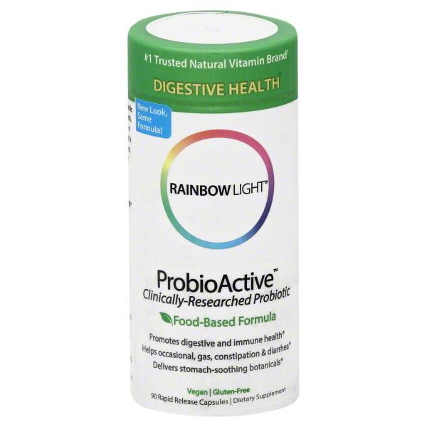 Rainbow Light ProBio Active™ 90 vCaps