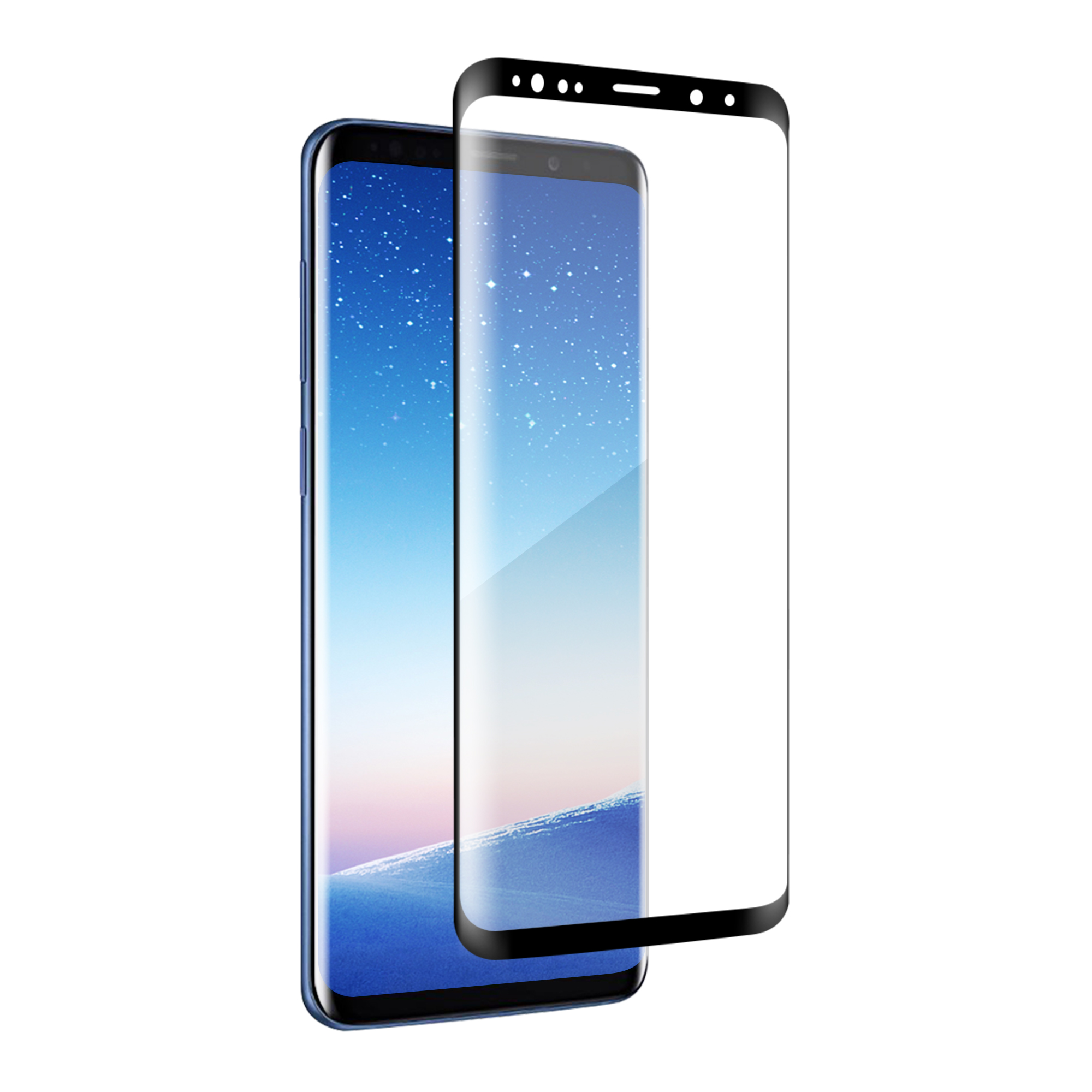 9H Tempered Glass  Galaxy S9 Screen Protector Clear