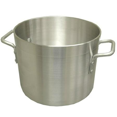 100 Quart Stock Pot - Winware by Winco Aluminum Stock Pot 100 Quart, 20