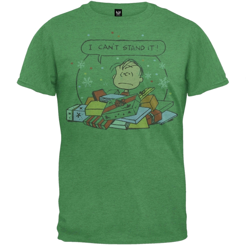 Peanuts - I Can't Stand It Soft T-Shirt