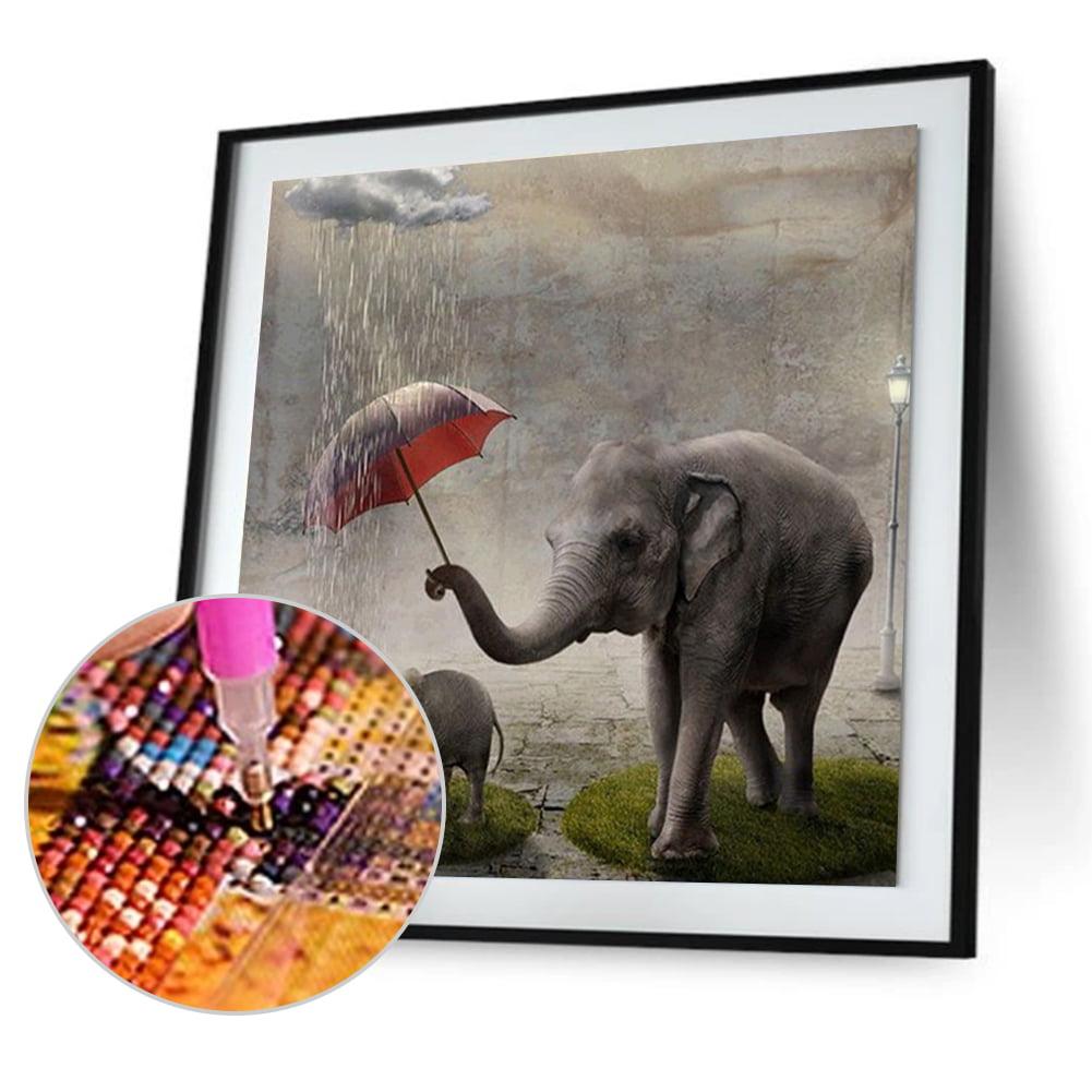Elephant Mosaic Kit